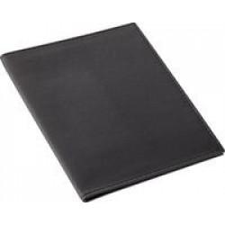 Обложка для паспорта Twill, черная