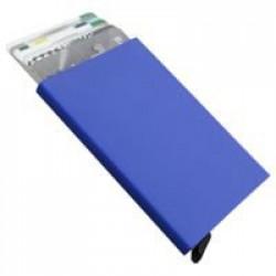 Футляр для пластиковых карт Motion, синий