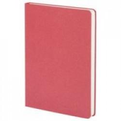 Ежедневник Melange, недатированный, красный