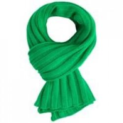 Шарф Chain, зеленый