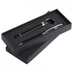 Набор Jack: ручка и брелок-фонарик