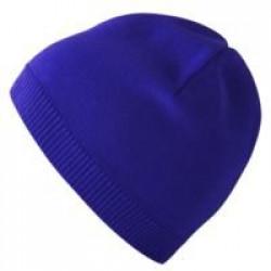 Шапка Siver, ярко-синяя