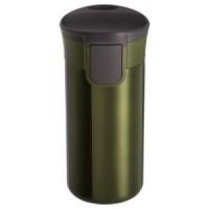 Термостакан Tralee, оливково-зеленый