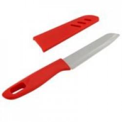 Нож кухонный Aztec, красный
