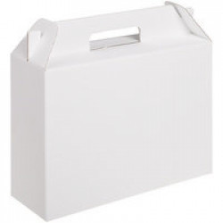 Коробка In Case L, белый