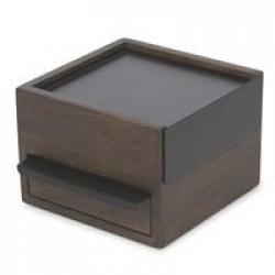 Шкатулка для украшений Stowit, малая, черная