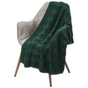 Плед Stille, зеленый