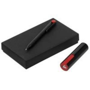 Набор Takeover Black, черно-красный