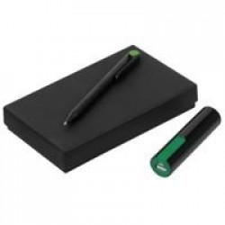 Набор Takeover Black, черно-зеленый