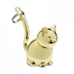 Подставка для колец Zoola Cat, латунь