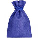 Холщовый мешок Foster Thank, S, синий