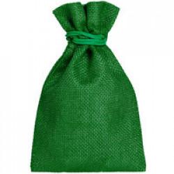 Холщовый мешок Foster Thank, S, зеленый