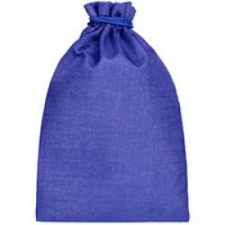 Холщовый мешок Foster Thank, L, синий