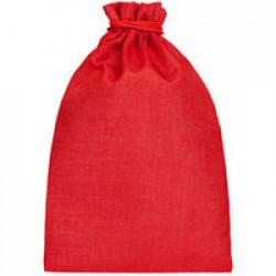 Холщовый мешок Foster Thank, L, красный