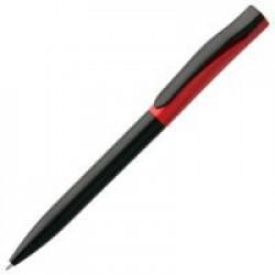 Ручка шариковая Pin Special, черно-красная