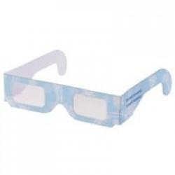 Волшебные очки Magic Eyes, со снежинками