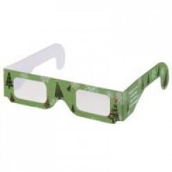 Волшебные очки Magic Eyes, с елочками