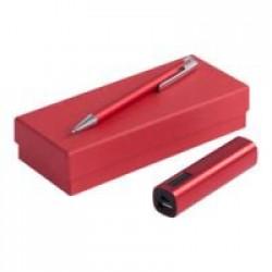 Набор Snooper: аккумулятор и ручка, красный