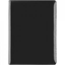 Папка адресная Luxe, черная