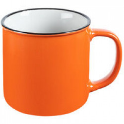Кружка Dacha, оранжевая