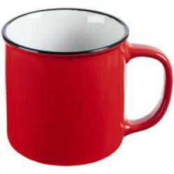 Кружка Dacha, красная