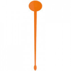 Палочка для коктейля Pina Colada, оранжевая