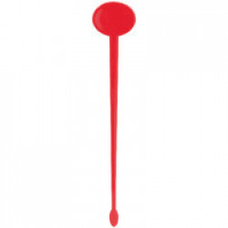 Палочка для коктейля Pina Colada, красная