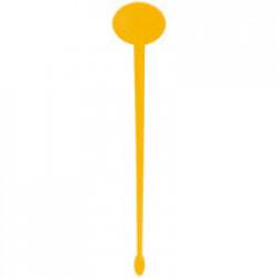 Палочка для коктейля Pina Colada, желтая