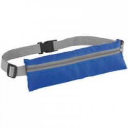 Спортивная поясная сумка On the Run, синяя