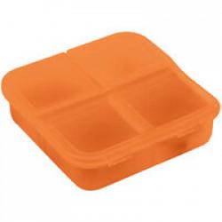 Таблетница Gesund, оранжевая