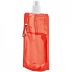 Складная бутылка HandHeld, красная