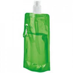 Складная бутылка HandHeld, зеленая