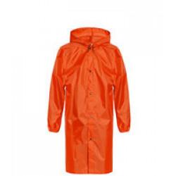 Дождевик унисекс Rainman оранжевый, размер XXL