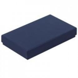 Коробка Slender, малая, синяя