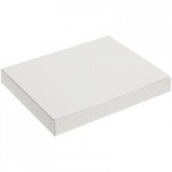Коробка самосборная Enfold, белая