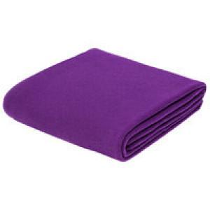 Флисовый плед Warm&Peace, фиолетовый