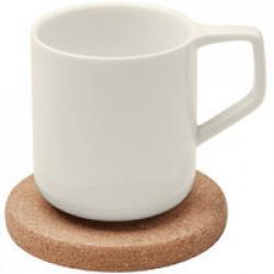 Чайная пара Riposo, белая