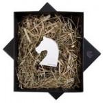 Флешка «Ход конем», белая, 8 Гб