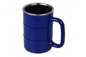 Кружка «Баррель» 400мл, синий