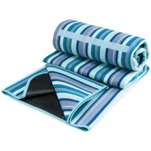 Плед для пикника с подкладкой «Riviera», синий