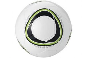 """Мяч футбольный """"Hunter"""", размер 4, белый/зеленое яблоко"""