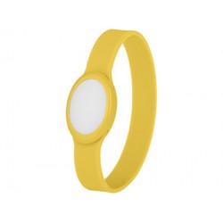Силиконовый браслет с многоцветным фонариком