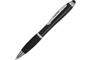 """Ручка-стилус шариковая """"Nash"""" со стилусом, черный, черные чернила"""