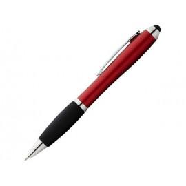 """Ручка-стилус шариковая """"Nash"""" со стилусом, красный, черные чернила"""