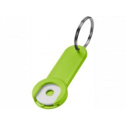 Брелок-держатель для монет «Shoppy»