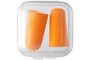 """Беруши """"Serenity"""" в футляре, оранжевый"""
