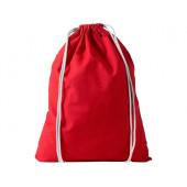 Рюкзак хлопковый «Oregon», красный