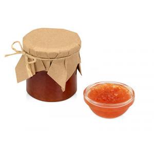 Варенье из грейпфрута с апельсином, лимоном и корнем имбиря в подарочной обертке