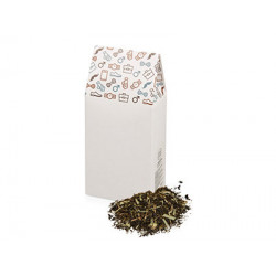 «Power-up» чайный купаж с добавлением трав, 60 г.