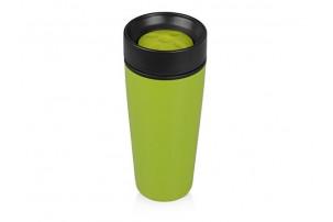 Подарочный набор Lunch с термокружкой, ланч-боксом, зеленый